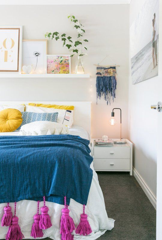 Your personality can be expressed through your bedroom furniture and decor. Take the quiz to see what your dream bedroom would express!