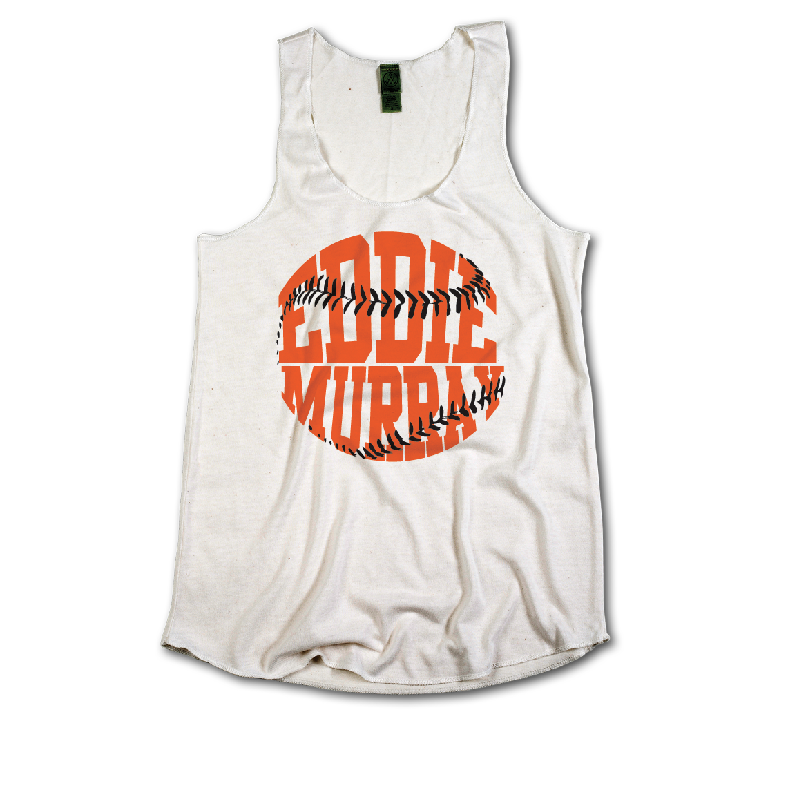 Eddie Murray Ball Font