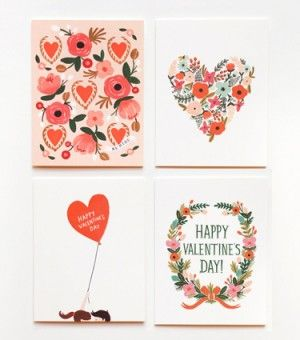 Seasonal Stationery Valentine S Day Cards Valentine Day Cards