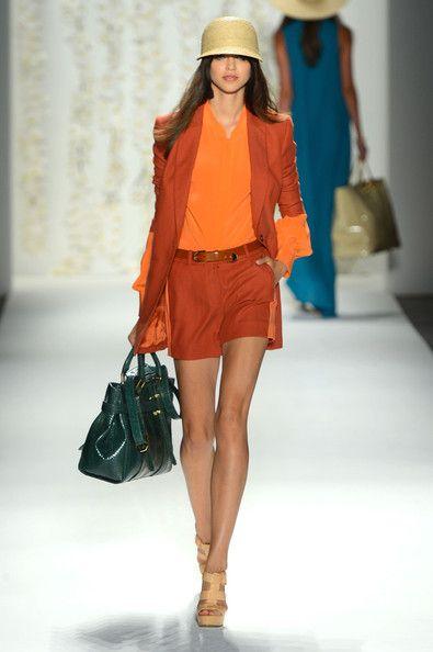 Rachel Zoe - Runway - Spring 2013 Mercedes-Benz Fashion Week