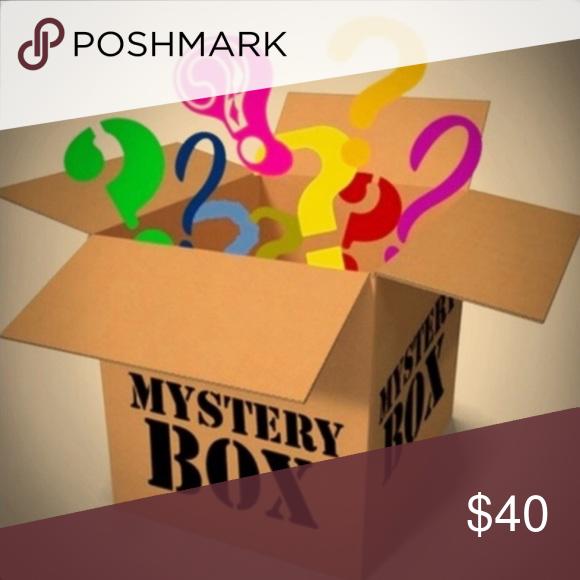 5 X 40 +1 ítem bonus Mistery BOX very good brands