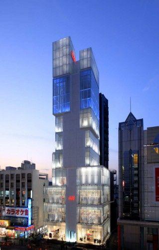 The Ice Cubes / Jun Mitsui & Associates Architects #architecture ☮k☮