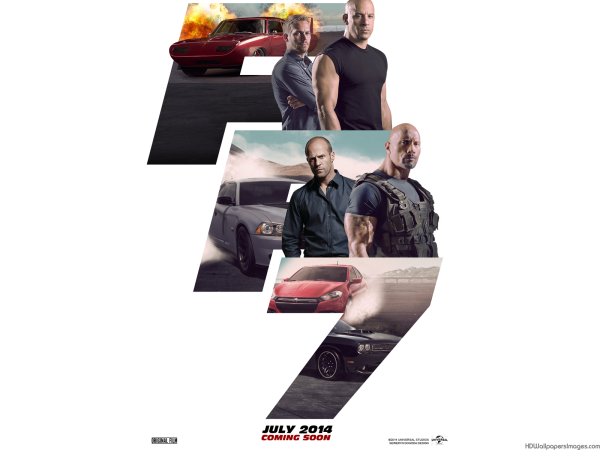 Fast And Furious 7 Logo Wallpaper In Movies Picspaper Com Fast And Furious New Movies To Watch Avengers Age