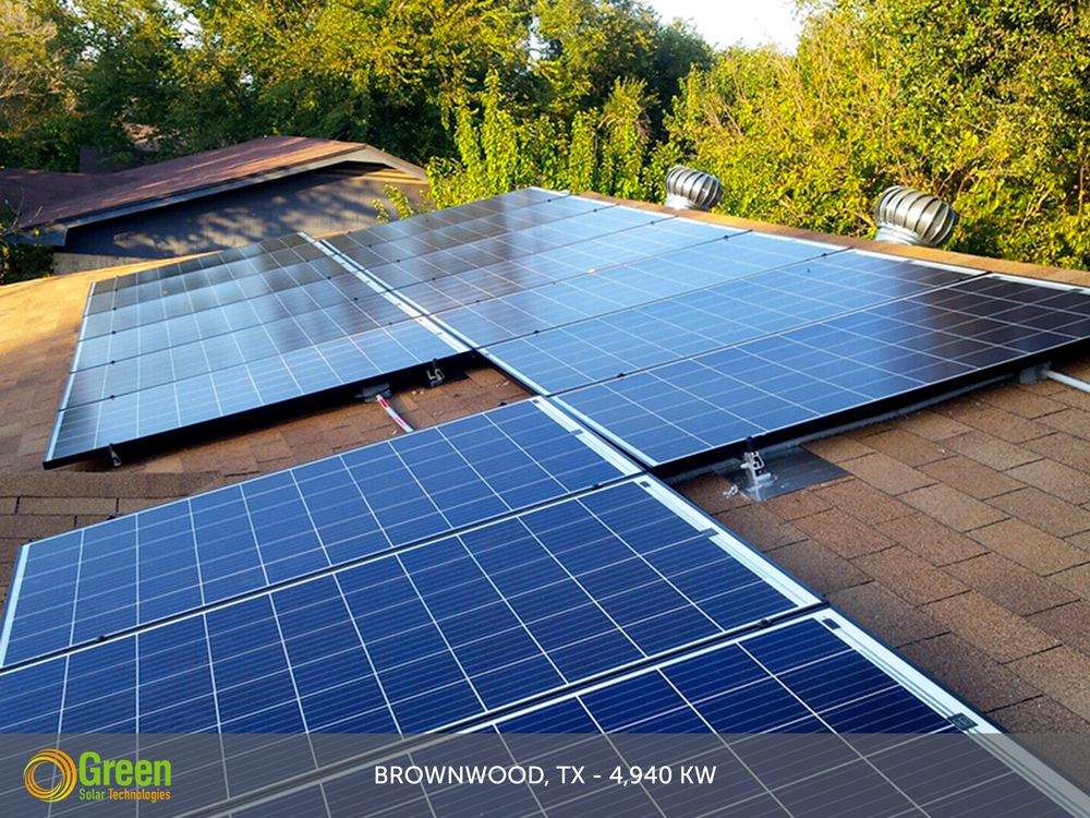 Green Solar Technologies Solarpanel Installation 4 940 Kw Call For A Quick Quote 844 765 8324 Www Green Solar Panels Solar Panels For Home Roof Solar Panel