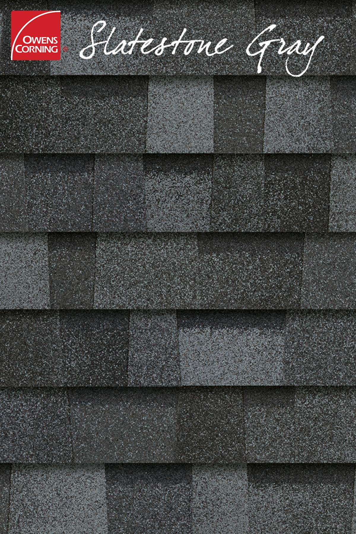 Slatestone Gray Trudefinition Duration Shingles Roof Shingle