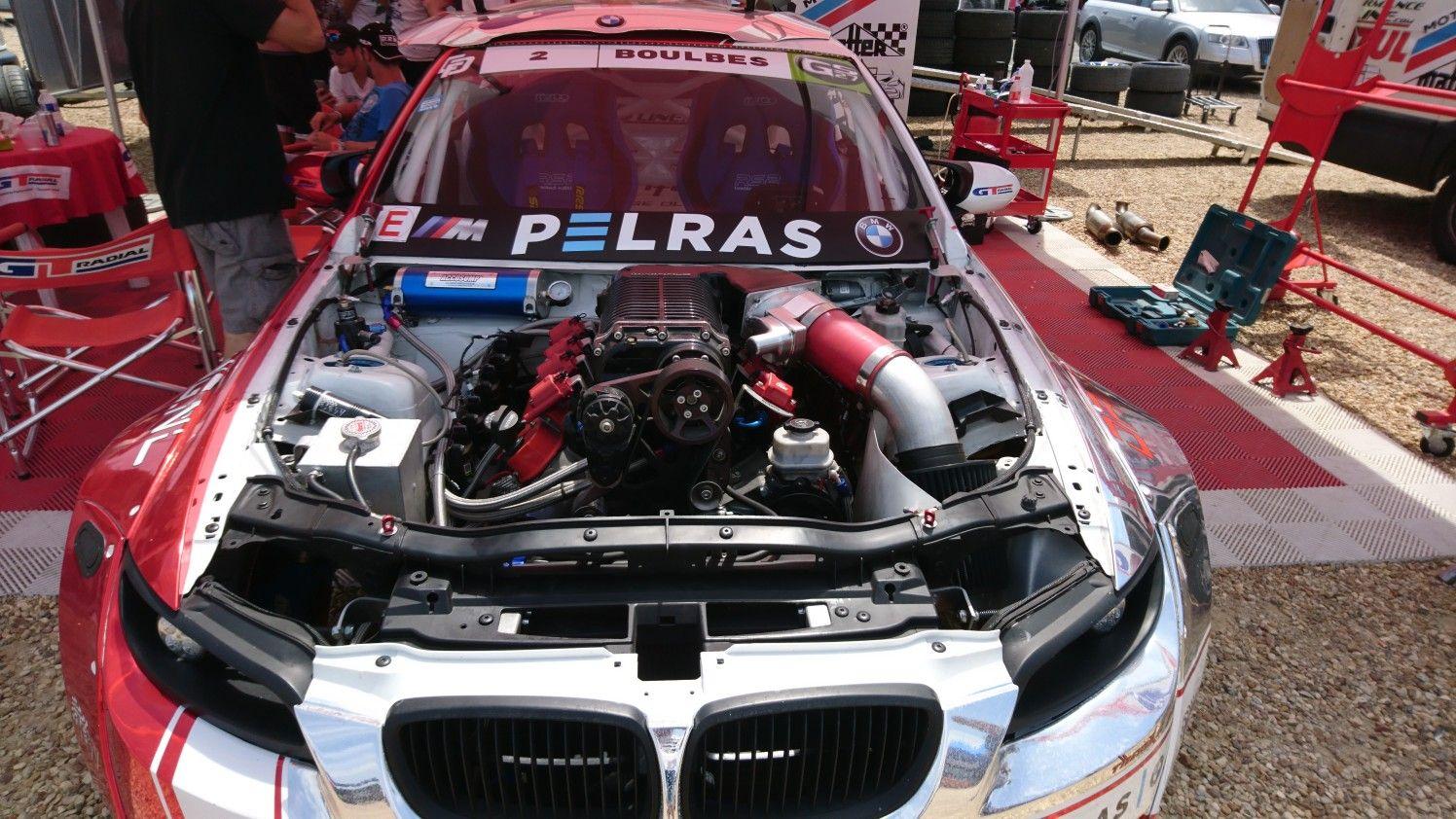 Benjamin Boulbes Drift Car V8 Chevrolet   Cars   Pinterest ...