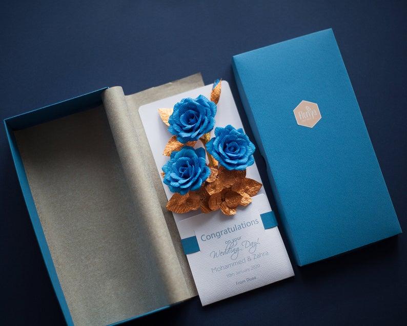 Personalised Wedding Money Envelope Card Wedding Congratulations Card Newlyweds Gift Luxur In 2020 Wedding Congratulations Card Wedding Cards Handmade Wedding Cards