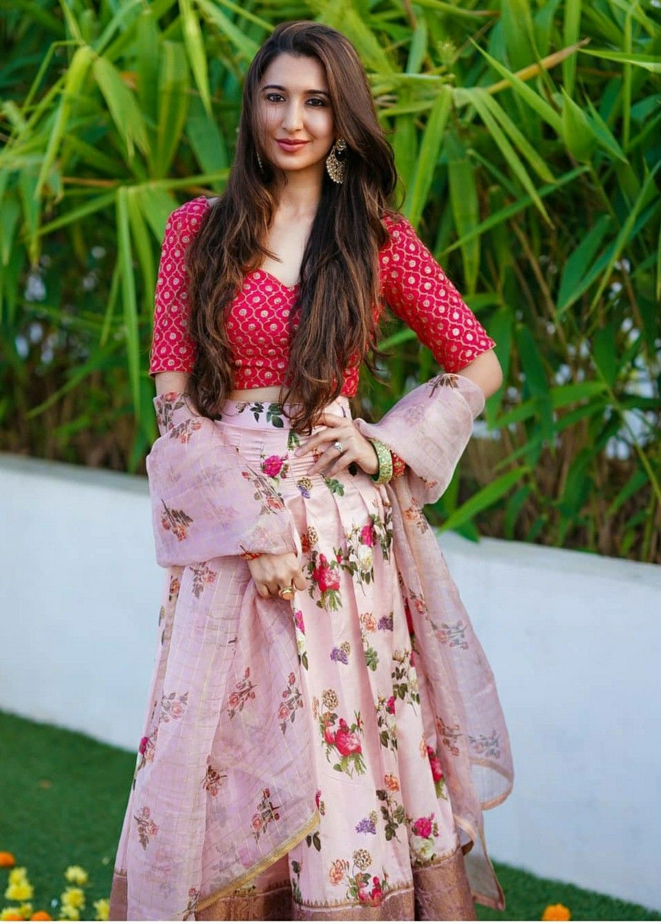 bab02a658bc8 RRs.30,164.87 Exclusive Heavy Designer Beautiful Bridal Red Color Bridal  Lehenga Choli - Stylizone #bridalportrait #TheFabApp #FabOccasions  #indianbride ...