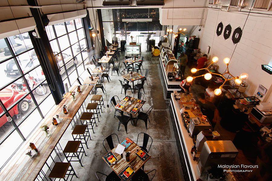 Garage 51 By Coffee Societe Bandar Sunway 2015 New Menu Coffee Shop Design New Menu Bandar Sunway