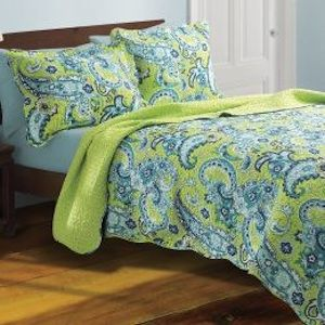 Photos Of Turquoise Lime Green Rooms Bedding Beautiful S Collection