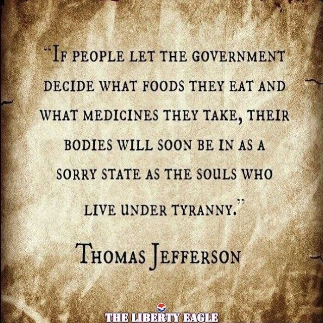 Pin by T. Dubs on Memes - Politics   Thomas jefferson, Tyranny, Jefferson
