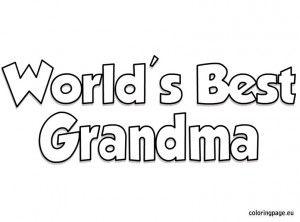 Happy Birthday Grandma Coloring Pages Google Search Coloring Pages Super Coloring Pages Happy Birthday Grandma