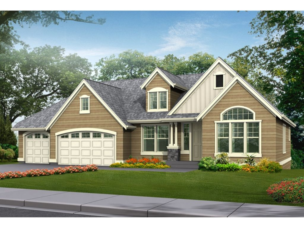 Ranch craftsman house plans single story stylecraftsman style with