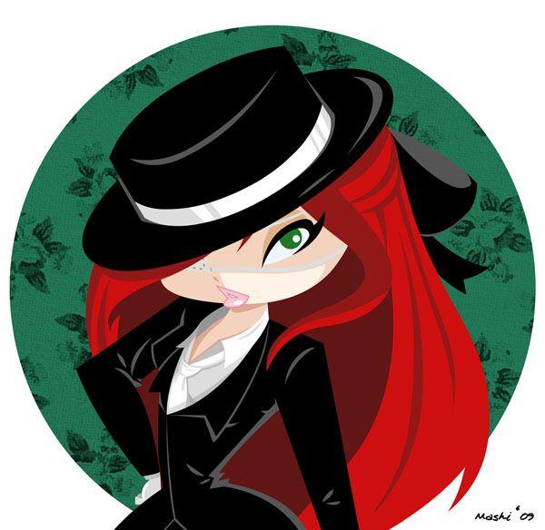 cute redhead chibi Request: Amku Glory by mashi.deviantart.com on @deviantART