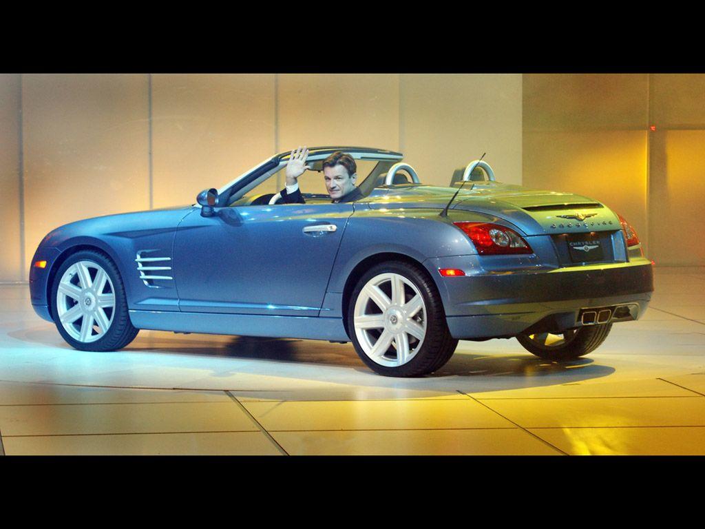 2005 Chrysler Crossfire Roadster World Debut 1024x768