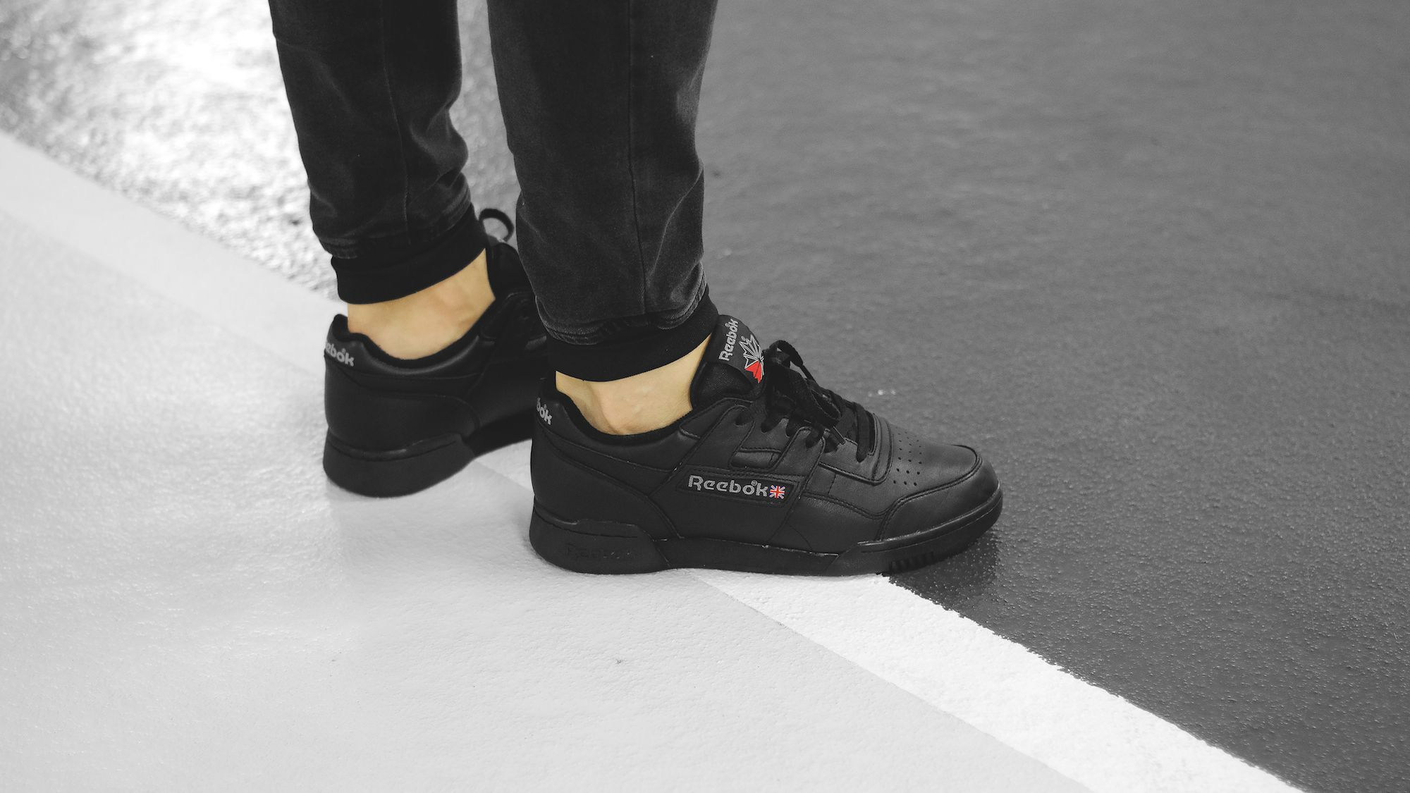 957d0463ed4b REEBOK WORKOUT PLUS VINTAGE (black) SKU BD3387