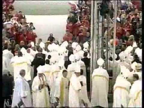 Papst Benedikt XVI in Köln
