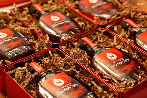 Northink Maple Syrup – Holiday Gift Packaging