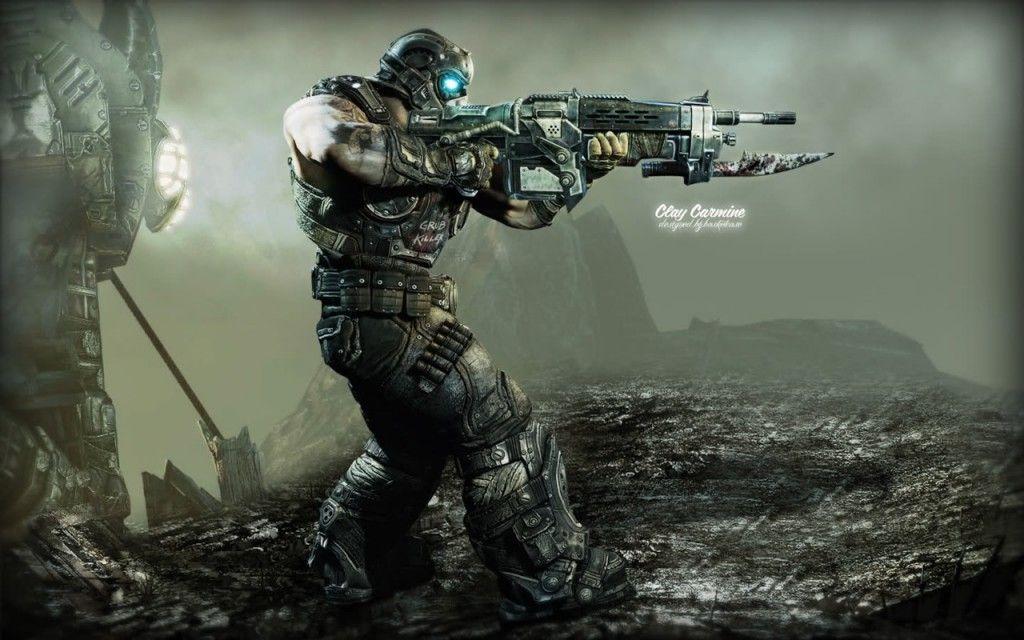 gears of war hd wallpaper 4