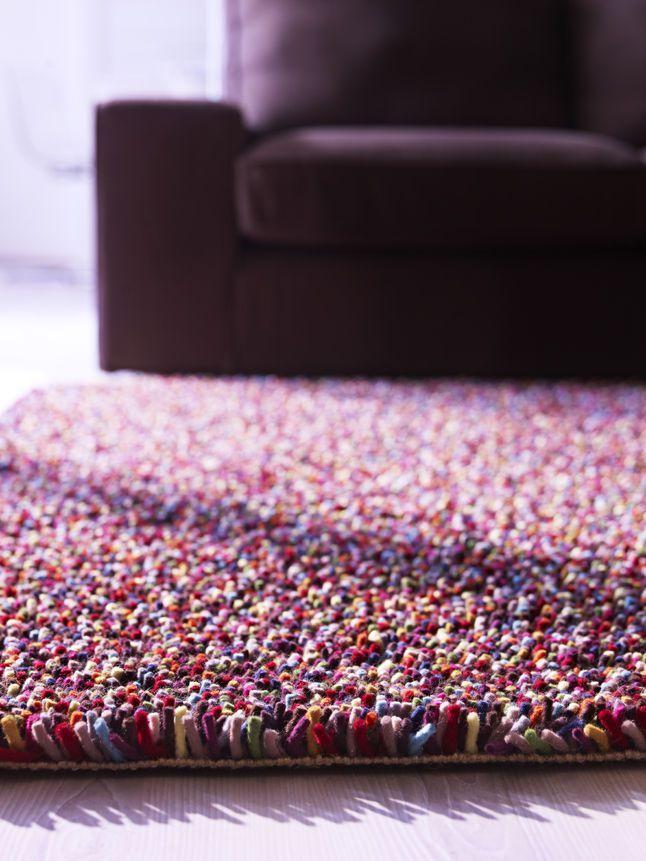multicolore ce nouveau tapis ikea - Tapis Multicolore