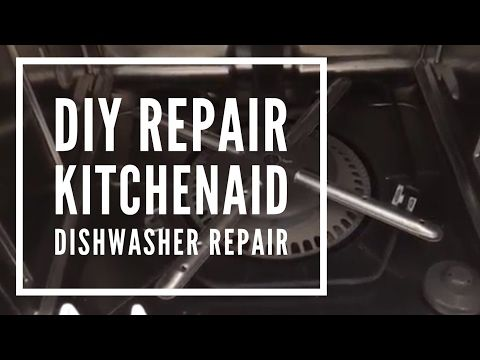 kitchenaid dishwasher repair not cleaning properly clean out rh pinterest com