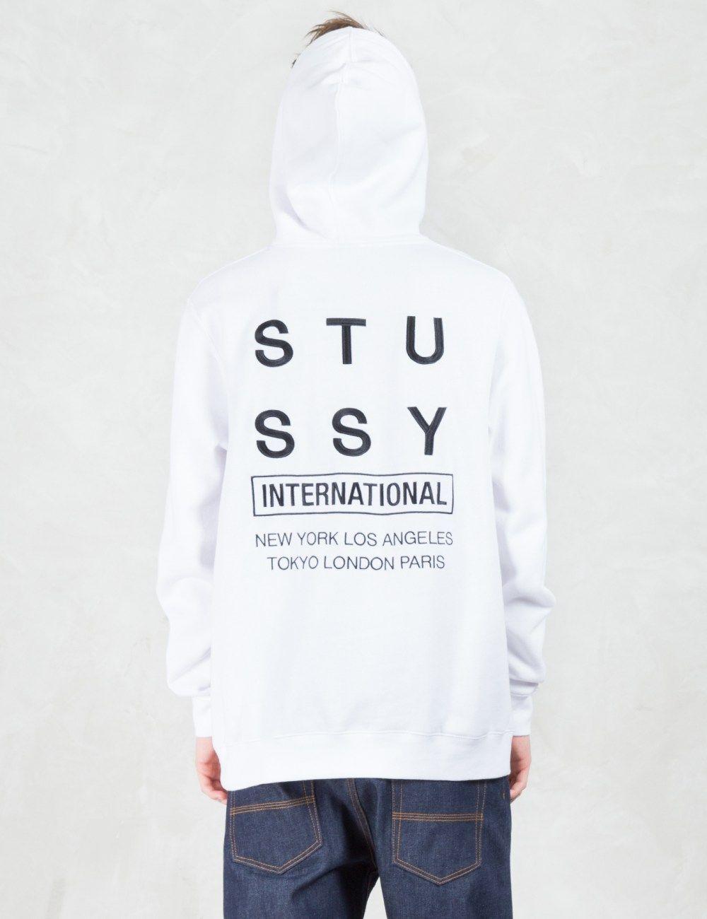 Stussy City Stack Hoodie