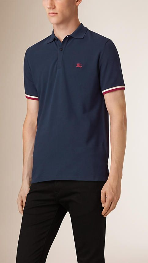 c40e2896 Polo Shirts & T-Shirts for Men in 2019   P O P O   Pique polo shirt ...