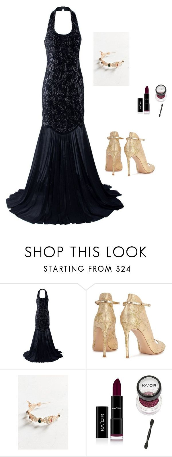 """""""Untitled #16"""" by mandeepkaur-i on Polyvore featuring Gianvito Rossi and Urban Outfitters"""