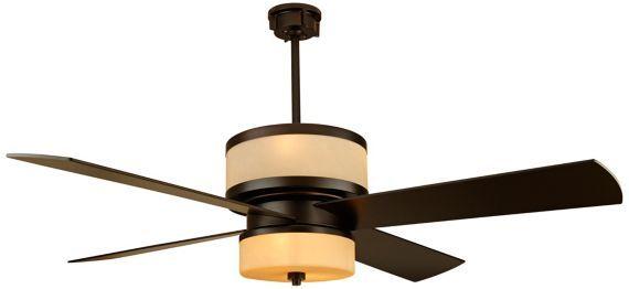 Craftmade Midora Ceiling Fan 56 Oiled Bronze Eut4090 Euro Style Lighting Bronze Ceiling Fan Modern Ceiling Fan