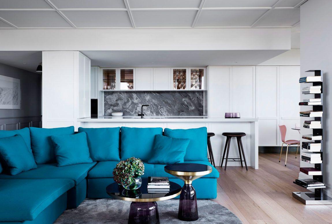 Studio Tate Design a Stylish Private Residence