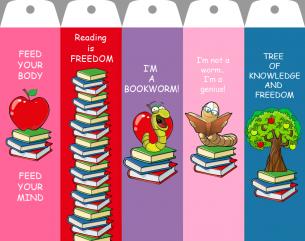 cute bookmark quotes