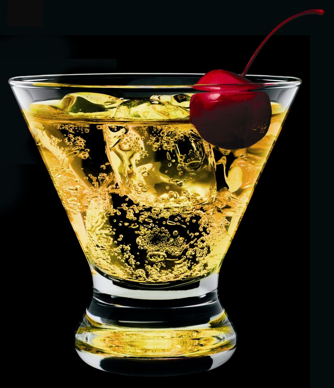Cherry Bomb Just Drop A Shot Of Three Olives Cherry Vodka
