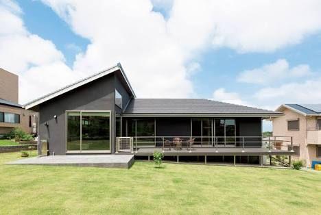 L字平屋 外観 の画像検索結果 平屋外観 平屋 外観 デザイン 平屋の家
