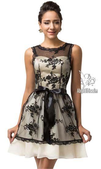 c6d6c9f581707 kısa abiye kolsuz vintage,abiye,abiye elbise,abiye modelleri,siyah elbise,