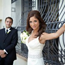 Nadine 4 Weddings. Love her dress. Most beautiful bride I have ever seen :)