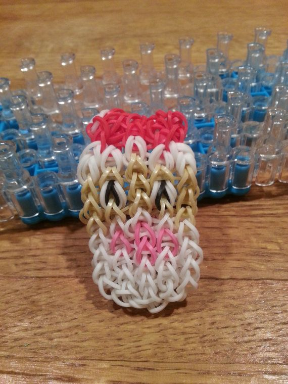 Buy any two Christmas bracelets, and get one (of your choice) for FREE! Order by midnight on December 20th to receive your order by Christmas! Santa Bracelet by RainbowLoomLover on Etsy, $4.00