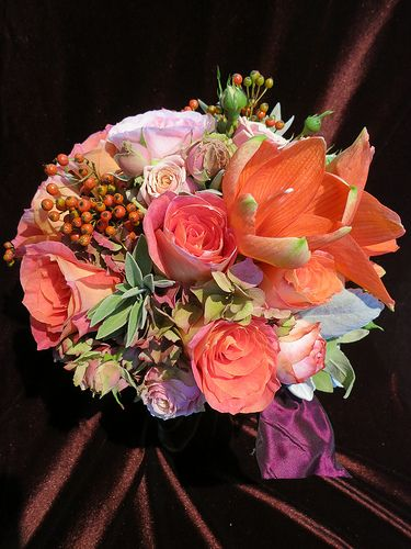 Styling Flowers Plants With And Around Them Floral Design