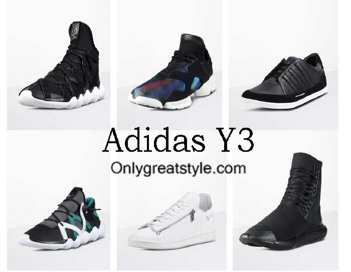 Adidas Y3 shoes fall winter 2016 2017