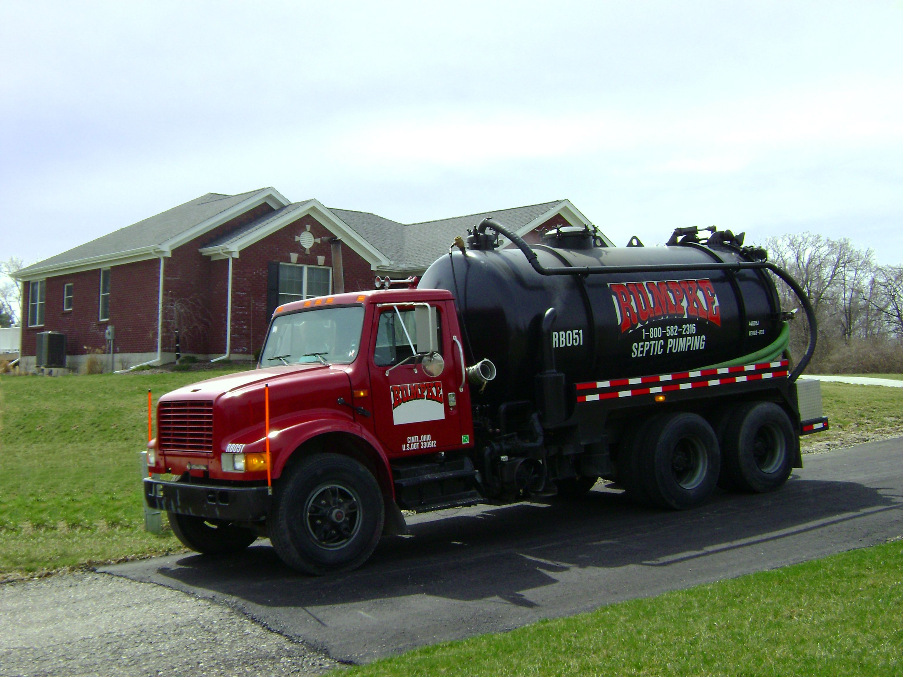Did you know rumpke provides home septic services this