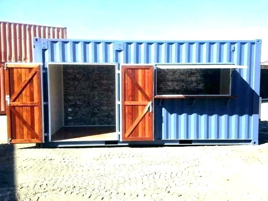 Shipping Container Sheds Storage Ideas Adelaide Ner Trash Can Ners