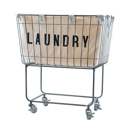 Rolling Metal Laundry Basket Kirklands Metal Laundry Basket
