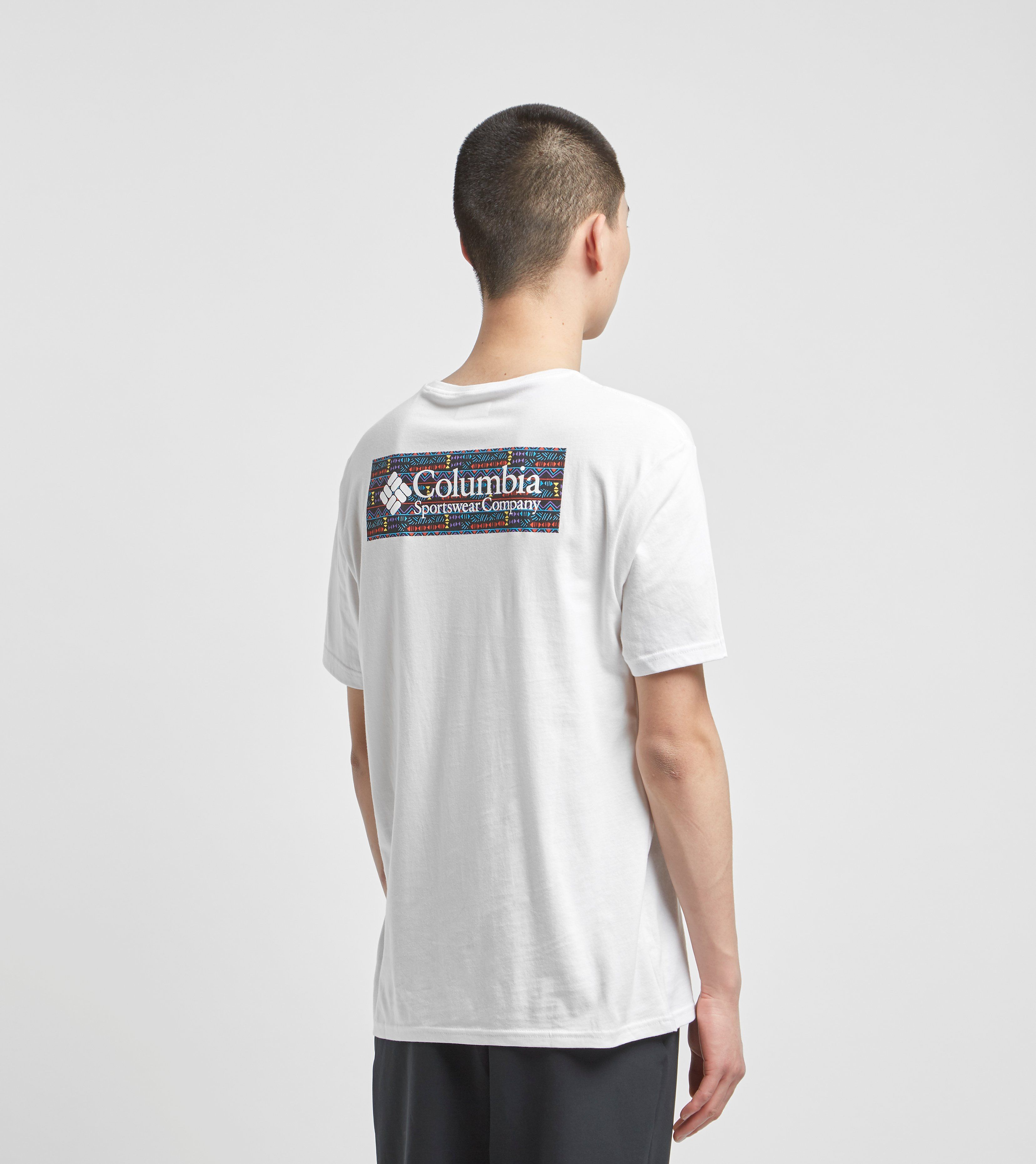Nike SB Karate T Shirt White Rush Pink