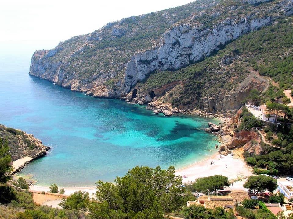 Cala Granadella Jávea Alicante Viajes Playa Calas