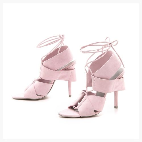 Item of the Week: Alexander Wang Malgosia Sandals in Confectionary. When was the last time you were absolutely in love with something that was baby pink? A pretty long a time ago, huh? Well, that changes now...
