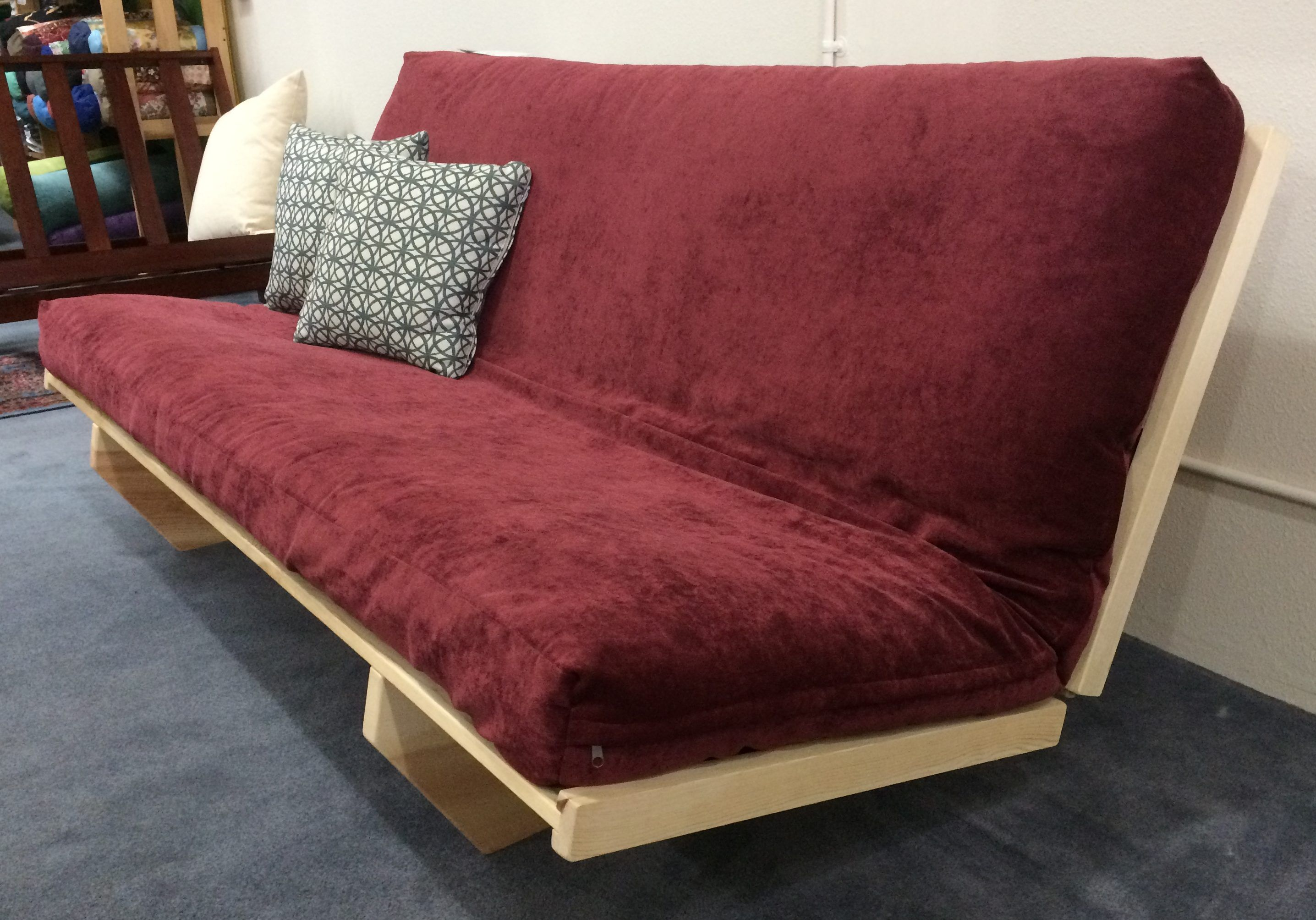 Riviera Rock Soft Futon Furniture