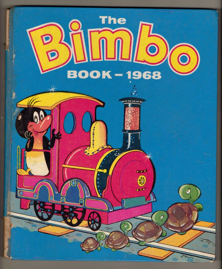 The Bimbo Book | BRITISH COMICS AND ANNUALS | Books, Comic