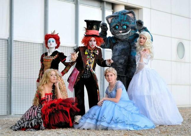 71 Winning Group Halloween Costume Ideas Group Halloween
