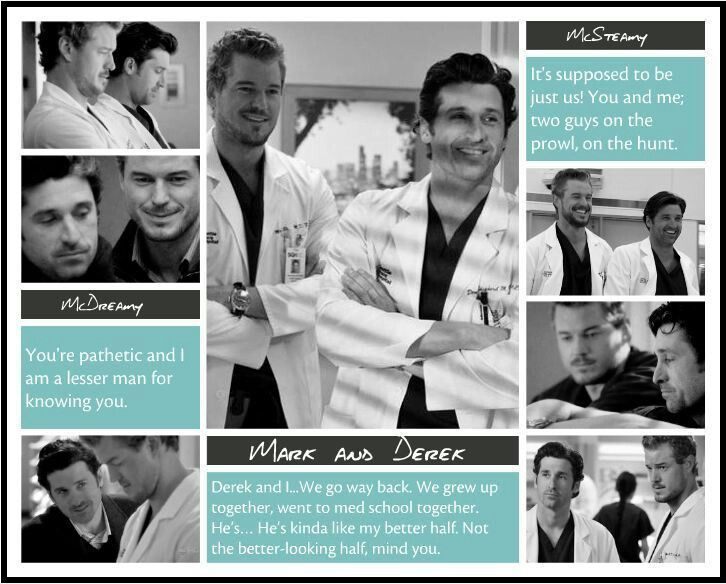 Mcsteamy Mcdreamy Greys Anatomy Greys Anatomy Quotes