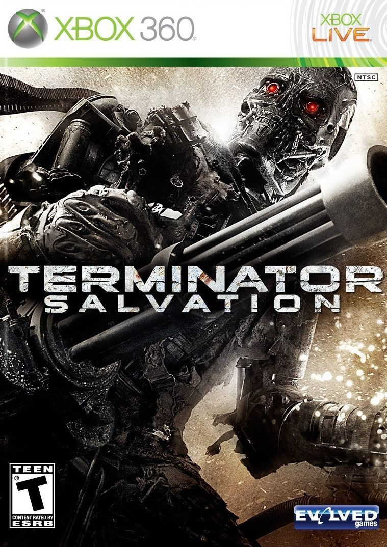 terminator salvation | xbox and nintendo