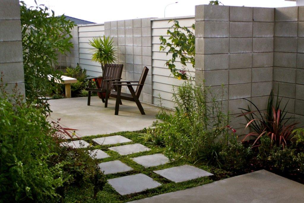 Pin by Farzad on Minimal villa | Garden design, Small ...